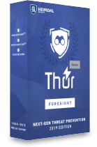 Thor Foresight Home anti malware and ransomware protection heimdal security