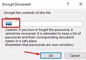 remove opening password excel